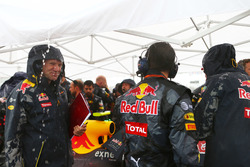 Adrian Newey, chef technique de Red Bull Racing