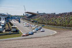 Start: Jamie Green, Audi Sport Team Rosberg, Audi RS 5 DTM