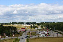 Entrada al Canadian Tire Motorsport Park