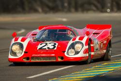 1969, Porsche 917