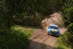 Gustav Kruuda, Ford Fiesta R2