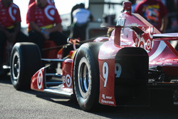 Car of Scott Dixon, Chip Ganassi Racing Chevrolet