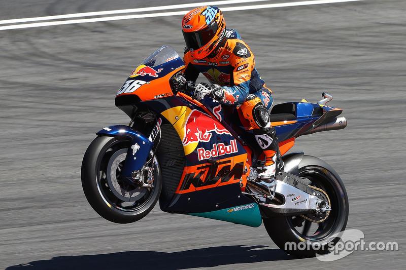 Les débuts de KTM