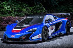 Grossbritanien: McLaren 650S GT3