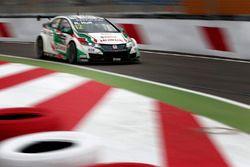 Роб Хафф, Honda Racing Team JAS, Honda Civic WTCC