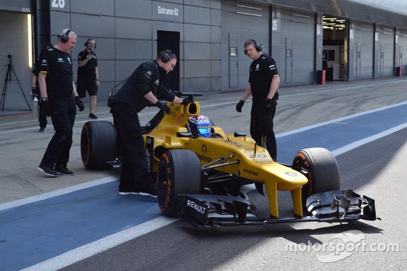 Николя Латифи, Renault F1 Team