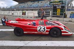 Jan Lammers, Porsche 917