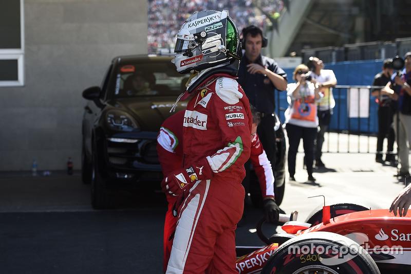 """Ferrari lamentó una decisión """"injusta"""":"""