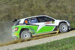 Alessandro Taddei, Andrea Gaspari, Ford Focus WRC