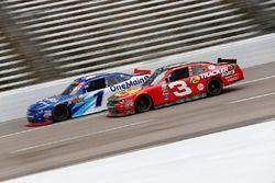 Elliott Sadler, JR Motorsports Chevrolet, Ty Dillon, Richard Childress Racing Chevrolet