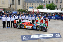 #34 Race Performance, Oreca 03R Judd: Nicolas Leutwiler, James Winslow, Shinji Nakano