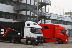 Kessel Racing, Truck
