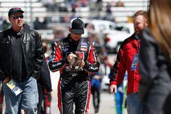 Greg Biffle, Roush Fenway Racing Ford signeert handtekeningen