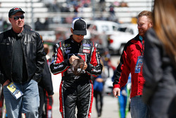 Greg Biffle, Roush Fenway Racing Ford signing autographs