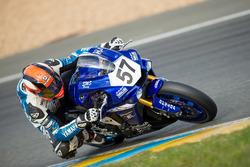 Alex Plancassagne, Yamaha
