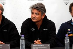 Pressekonferenz Dragon Racing: Marco Mattiacci, Marketingchef, Faraday Future