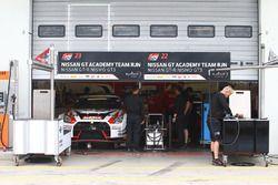 Nissan GT Academy Team RJN, Nissan GT-R Nismo GT3