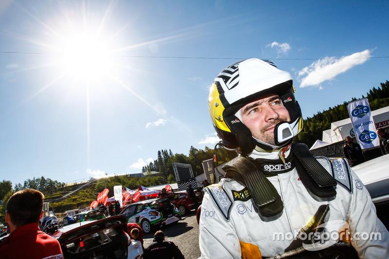 Timur Timerzyanov, World RX Team Austria