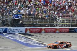 Sieg für Daniel Suarez, Joe Gibbs Racing, Toyota
