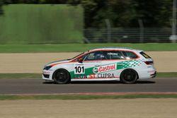 Giampiero Wyhinny, SEAT Cupra ST-TCS