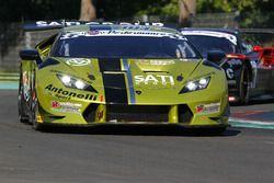 #103 Lamborghini Huracan S.GTCup, Antonelli Motorsport: Mantovani-Alessandri