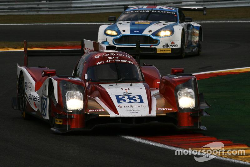 #33 Eurasia Motorsport, Oreca 05-Nissan: Pu Junjin, Nico Pieter De Bruijn, Tristan Gommendy