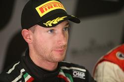 Platz 2 im Qualifying: Mirko Bortolotti, GRT Grasser Racing Team