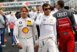 Augusto Farfus, BMW Team MTEK, BMW M4 DTM e Bruno Spengler, BMW Team MTEK, BMW M4 DTM