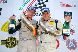 Ralf Schall, Christopher Gerhard, Porsche 997 GT3 Cup