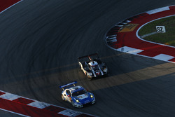 #78 KCMG Porsche 911 RSR: Christian Ried, Wolf Henzler, Joël Camathias, #6 Toyota Racing Toyota TS05