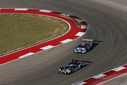 #1 Porsche Team Porsche 919 Hybrid: Тимо Бернхард, Марк Уэббер и Брендон Хартли; #67 Ford Chip Ganas