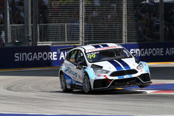 Martin Cao Hongwei, Ford Focus TCR, FRD Racing Team