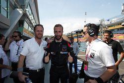 Winnaar Mikhail Grachev, Honda Civic TCR , WestCoast Racing