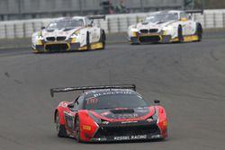 #888 Kessel Racing, Ferrari 458 Italia GT3: Marco Zanuttini, Vadim Gitlin, Liam Talbot