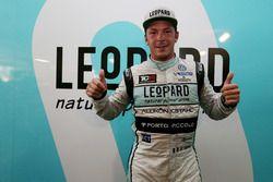 Pole position para Jean-Karl Vernay, Leopard Racing, Volkswagen Golf GTI TCR