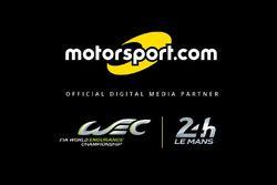 Motorsport.com partners with FIA WEC & ACO