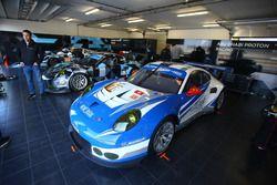 #78 KCMG Porsche 911 RSR: Christian Ried