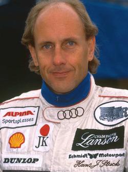 Hans Joachim Stuck, Audi