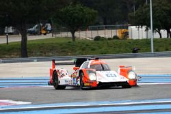 #44 Manor, Oreca 05 - Nissan: Tor Graves, Matthew Rao, Will Steves, James Jakes
