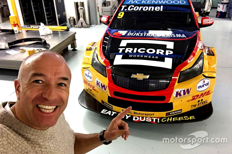 #9: Tom Coronel, ROAL Motorsport: Chevrolet RML Cruze TC1