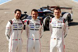 #2 Porsche Team Porsche 919 Hybrid:Neel Jani, Romain Dumas, Marc Lieb