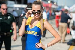 Lovely Turner Motorsports girl