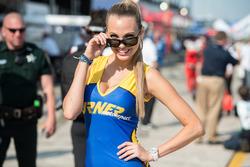 Lovely Turner Motorsports girl