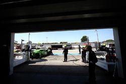 #16 GRT Grasser Racing Team Lamborghini Huracan GT3: Jeroen Bleekemolen, Mirko Bortolotti, Rolf Ineichen