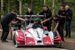 #30 Norma M20 RD Limited team después de la sesión de clasificación