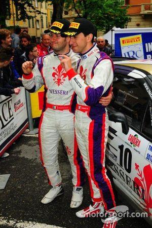 Giacomo Ciucci ed Alessandro Re, D-Max Racing