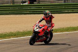Il vinciotre Chaz Davies, Aruba.it Racing - Ducati Team