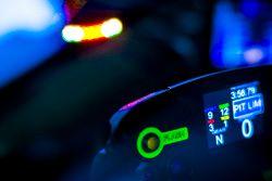 Ford Chip Ganassi Racing Team UK Ford GT steering wheel detail