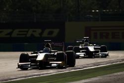 Antonio Giovinazzi, PREMA Racing leads Philo Paz Armand, Trident