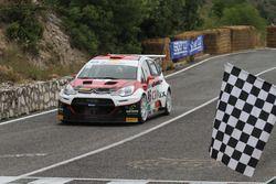 Emiliano Perucca Orfei, Citroën C3 Max prende la bandiera a scacchi